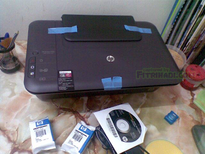HP Deskjet 2050 Printer (Print, Scan, Copy) | Beli Printer Baru...