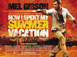 How I Spent My Summer Vacation_afiche cine