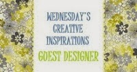 GDT Member for Creative Inspirations - September 2013