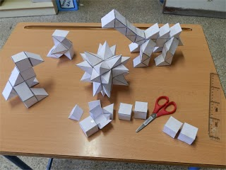 Geometría creativa y constructiva en Educación Primaria