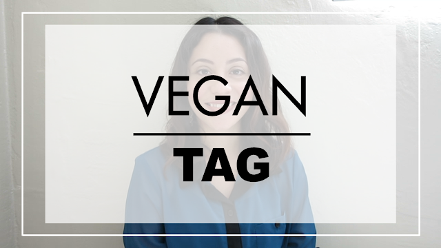Vegan TAG, Why I went vegan, what to eat as a vegan, questions and answers