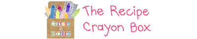 The Recipe Crayon Box