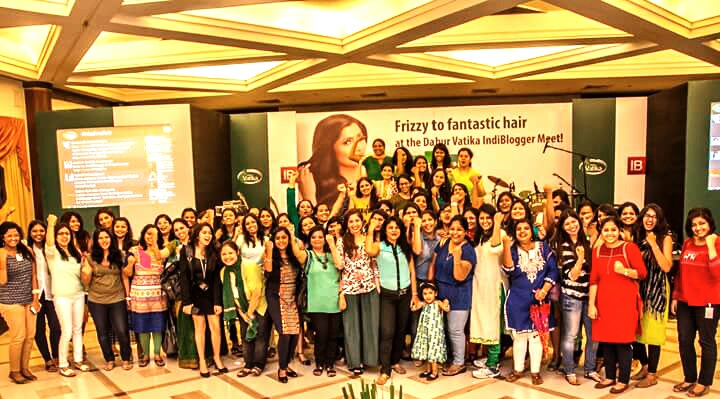 #FrizzFreeHair Vatika Women's IndiBlogger Meet