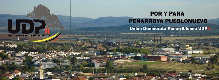 Unión Demócrata PeÑarriblense. UDPñ