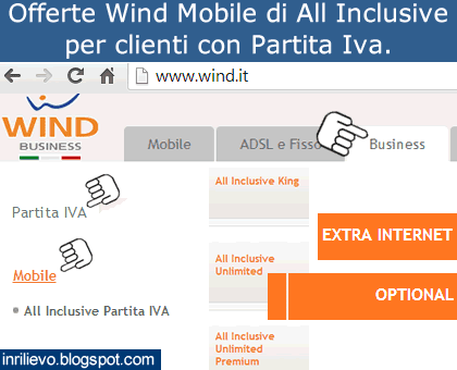offerte wind all inclusive