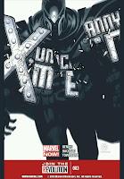 Uncanny X-Men #3 Cover