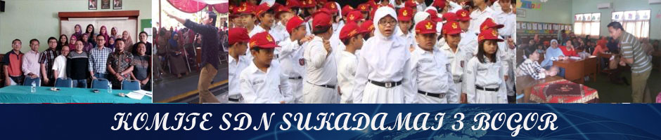 Komite SDN Sukadamai 3 Bogor