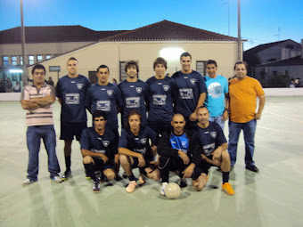 Equipa Futsal Couço - 2011