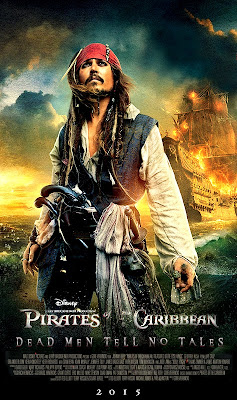 Pirates Of The Caribbean 5: Dead Men Tell No Tales Fan Made Poster