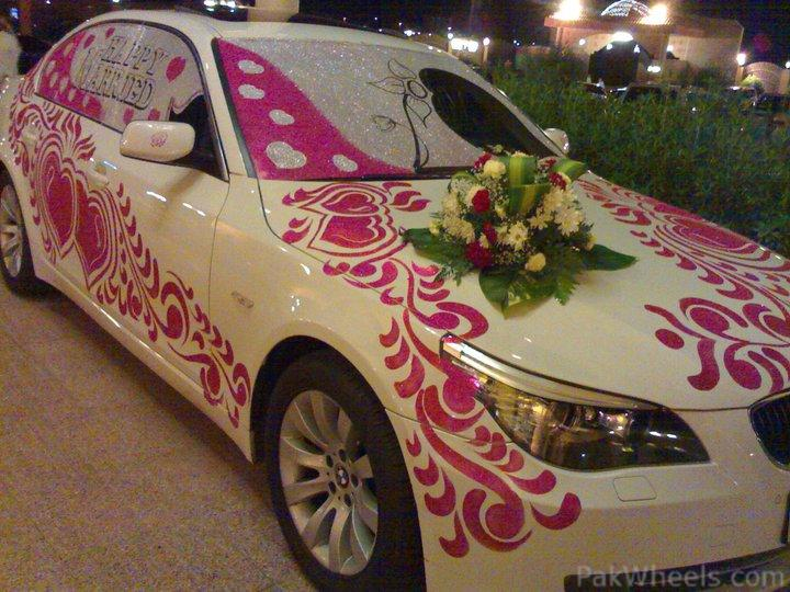 Gak creativities wedding car decorations wedding car decorations junglespirit Choice Image