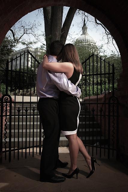 Engagement Photos Washington DC