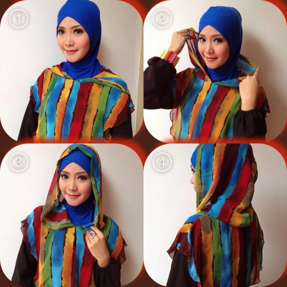 Tips Berhijab Komunitas Hijabers Fashion Moslem Hijab Modern
