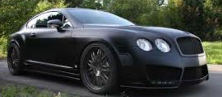Bentley Continental GT DURO Redesign