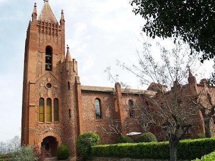 L'església del Sagrat Cor de Can Casademunt