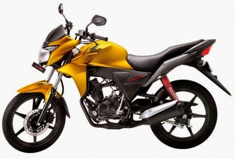 Foto Modifikasi Motor Honda Verza Terbaru 2014 Kuning