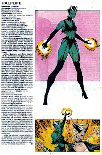 Mediavida (ficha marvel comics)