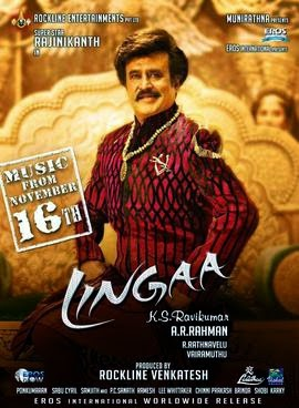 Lingaa songs