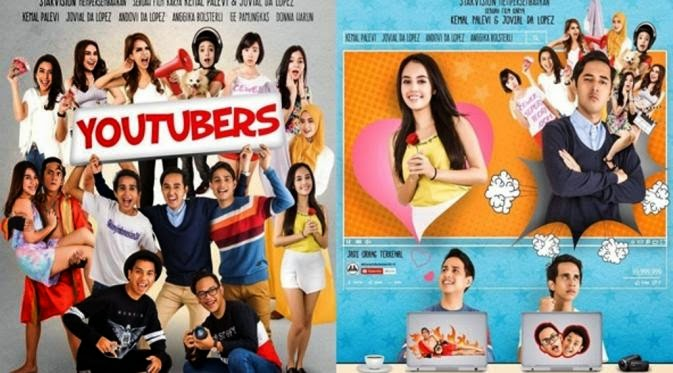 Download Film Youtubers (2015) Bluray