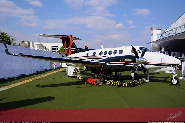 É MAIS QUE VOAR | Beechcraft King Air 250 equipado com Pro Line Fusion Estreará na LABACE 2015