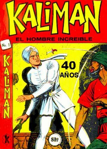 KALIMAN (Colección clásica completa) / Kaliman - Serie Ecuador (Completa)