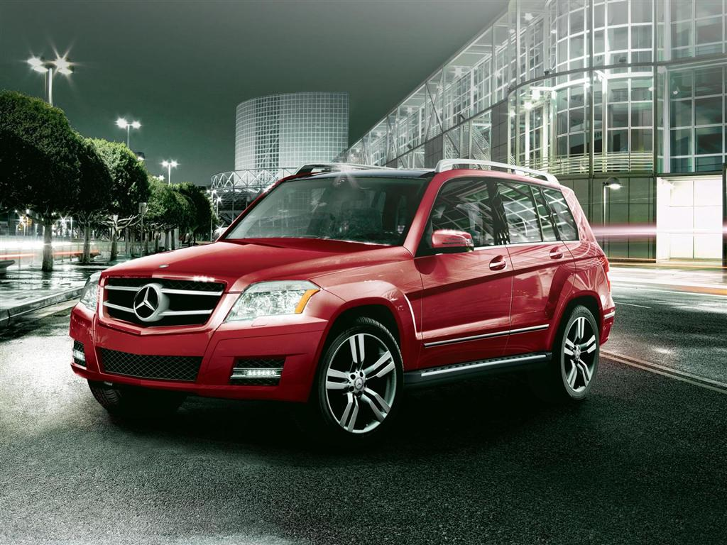 Red Mercedes Car 2012 Mercedes benz 2012 glk class