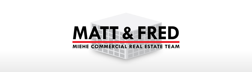 Waterloo Commercial Real Estate - Matt & Fred Miehe - Cedar Falls Iowa