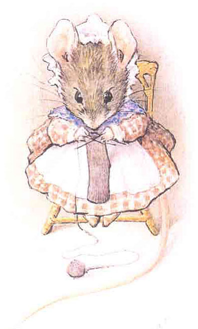 Knitting Rhyme In Through The Bunny Hole : Children s publishing beatrix potter posts