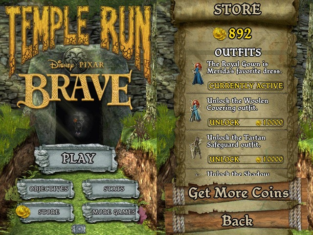 Temple Run Brave Full APK v1.2