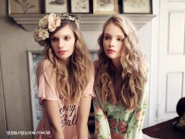 peinados 2015 ondas suaves 15 años