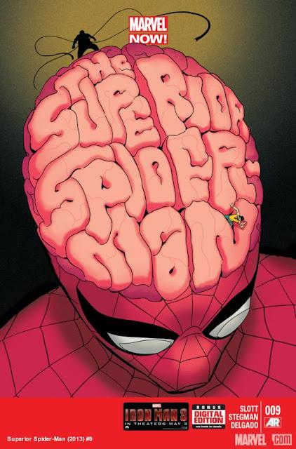 Superior Spiderman #09 (Marvel Now) Descarga gratis Español