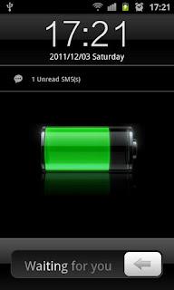 Kunci Layar iPhone untuk Android - iPhone lockscreen