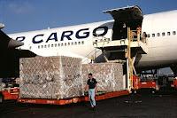 Jasa Ekspedisi Cargo Door to Door Service Internasional
