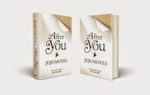 Cover Reveal:  After You by Jojo Moyes - it sparkles ;-)