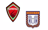 Patriotas vs Chicó
