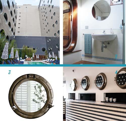 Fabulous il dream down town hotel a manhattan sembra - Finestra ovale e finestra rotonda ...