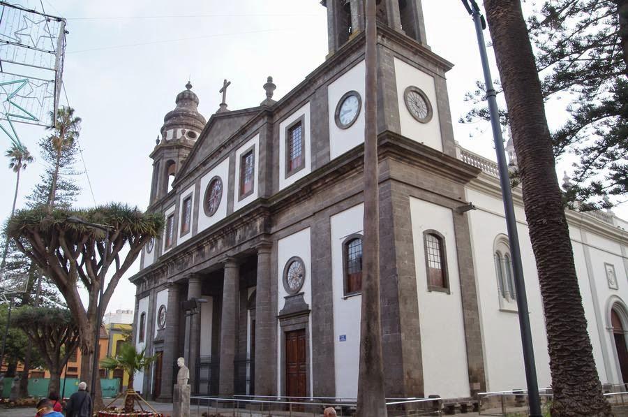 día adulterio morena en San Cristóbal de La Laguna