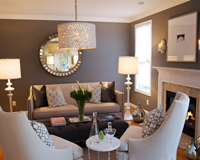 Small Living Room Paint Ideas