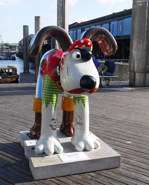 Salty Sea Dog Gromit