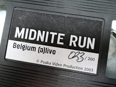 Midnite Run - Belgium (a)live