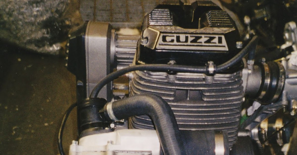 Motomatin Projektit Supercharged Guzzi And Other Projects