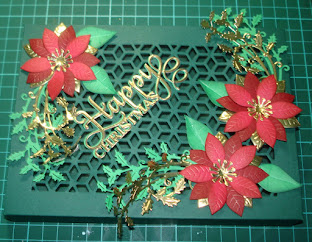 Christmas Box for card