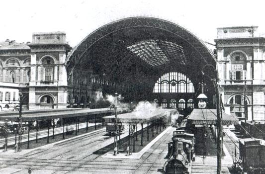 Transpress nz turin 39 s porta nuova station - Orari treni porta nuova torino ...