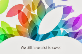 Apple's October 22 Event Invites