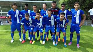India U-16 beat FSV Frankfurt 2-0