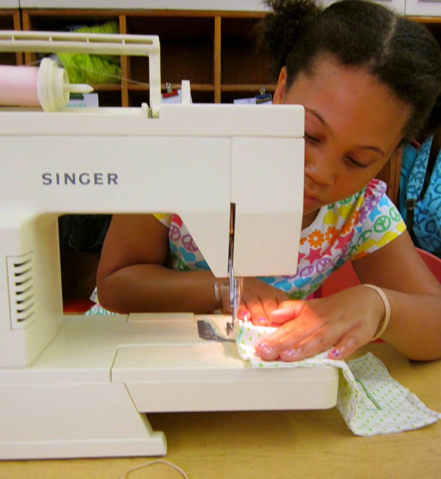 Sewing School Camp