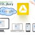 Cara Mudah Upload File CSS, Javascript, HTML Ke Google Drive