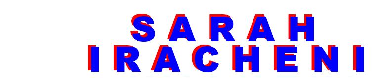 SARAH IRACHENI