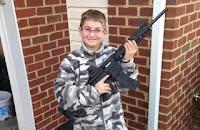 Josh Moore - age 11