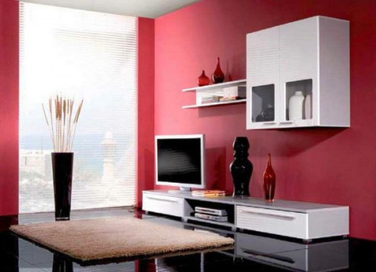 House Wall Color Design : Interior home color design images kuovi