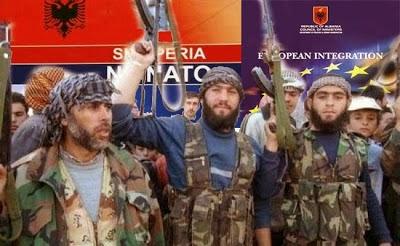 Η εξαγωγή Αλβανών τζιχαντιστών στην Συρία και ο κίνδυνος να μετατραπούν τα Βαλκάνια σε πυριτιδαποθήκη Ποιοι ήταν οι Αλβανοί παρακρατικοί που επέδραμαν εναντίον Ελλήνων στην Δερβιτσάνη